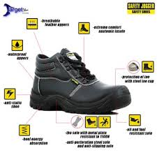 Safety Shoes – 8 Ways They Protect You